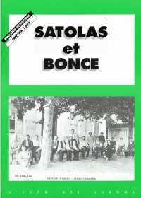 Bulletin municipal Satolas-et-Bonce 1997