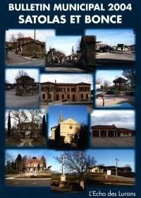 Bulletin municipal Satolas-et-Bonce 2004