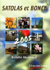 Bulletin municipal Satolas-et-Bonce 2005