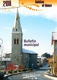 Bulletin municipal Satolas-et-Bonce 2011