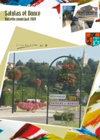 Bulletin municipal Satolas-et-Bonce 2014