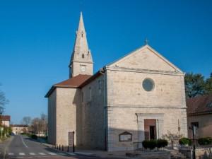 Église Satolas-et-Bonce