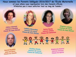 Parents d'élèves école maternelle Satolas-et-Bonce