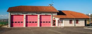 Caserne des pompiers de Satolas-et-Bonce