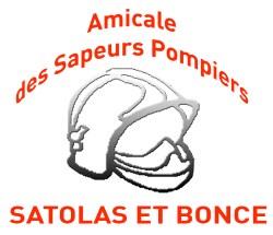 Logo association Amicale des Sapeurs Pompiers Satolas-et-Bonce