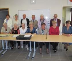 Bureau association Club des Dauphins Argentés Satolas-et-Bonce