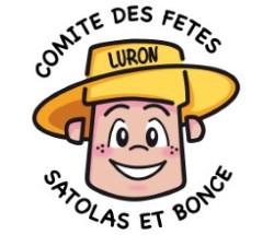 Logo association Comité des Fêtes Satolas-et-Bonce