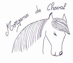 Logo association Morgane de Cheval Satolas-et-Bonce