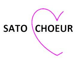 Logo association Sato Choeur Satolas-et-Bonce