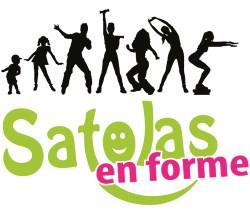 Logo association Satolas en Forme Satolas-et-Bonce