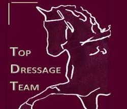 Logo association Top Dressage Team Satolas-et-Bonce