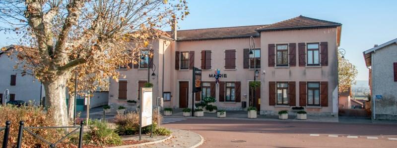 Mairie de Satolas-et-Bonce