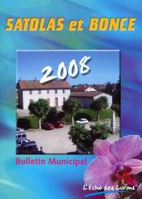 Bulletin municipal Satolas-et-Bonce 2008