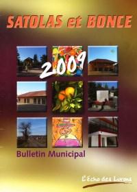 Bulletin municipal Satolas-et-Bonce 2009