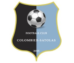 Logo association Football Club Colombier Satolas-et-Bonce