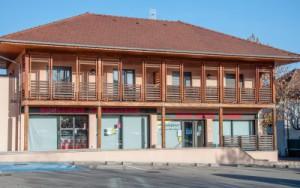 Logements communaux Satolas-et-Bonce