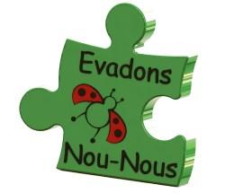 Logo association Évadons nou-nous Satolas-et-Bonce