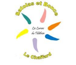 Logo association Les Lurons du Téléthon Satolas-et-Bonce