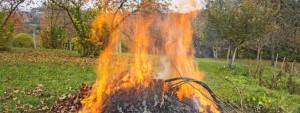 Réglementation feu et brulage à l'air libre Satolas-et-Bonce