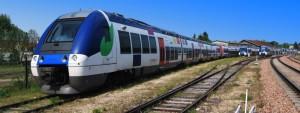 Transport train Satolas-et-Bonce