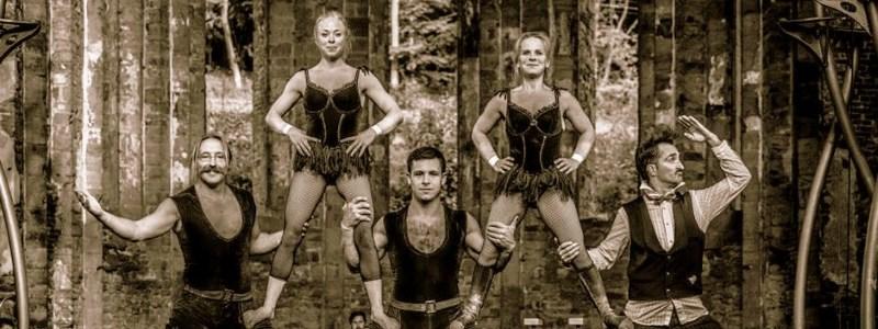 Biennale du cirque Les P'tits Bras