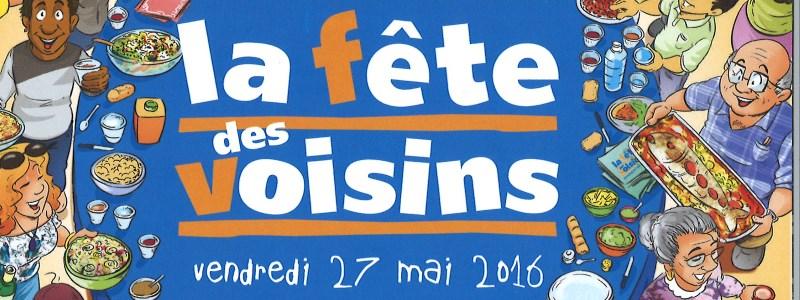 Fête des voisins mai 2016 Satolas-et-Bonce