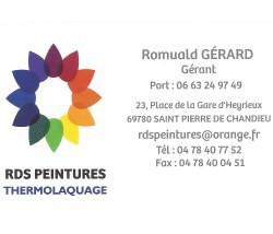 RDS Peintures