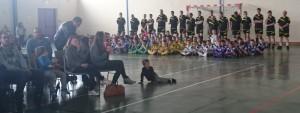 Stage foot association FCCS Satolas-et-Bonce avril 2016