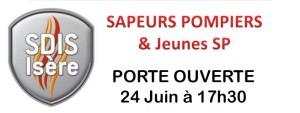Association des Sapeurs Pompiers et JSP journée portes ouvertes juin 2016 Satolas-et-Bonce
