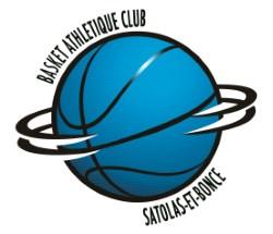 Logo association Basket Athélique Club Satolas-et-Bonce