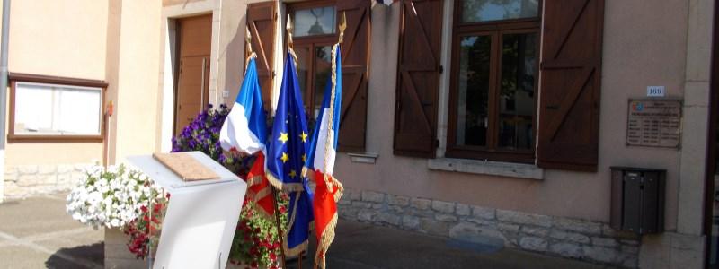 Registre de condoléances de l'attentat de Nice le 14 juillet 2016