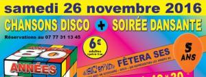 Association music en voix soirée dansante 26 nov 2016