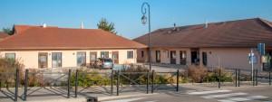 Place des syndicats à Satolas-et-Bonce