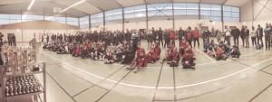 Actualité FCCS tournoi en salle des jeunes 17 février 2017