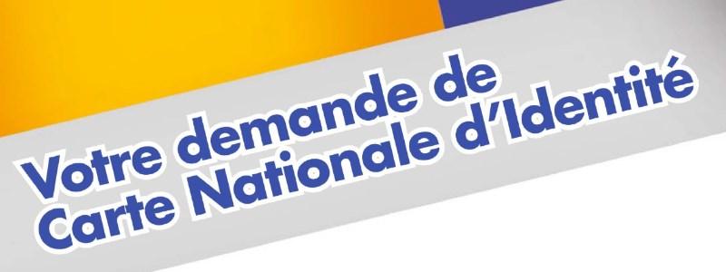 Carte National d'Identité