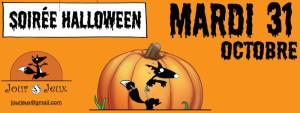 Halloween Jour Jeux