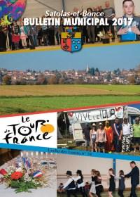 Bulletin municipal Satolas-et-Bonce 2017