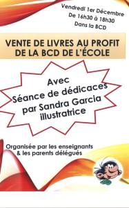 Poster ventes de livres