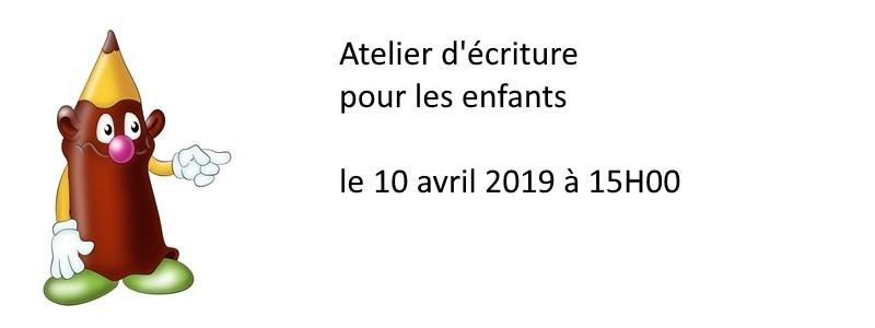 atelier-ecriture-pour-enfants-le-10-avril-2019