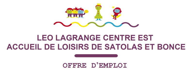 URGENT : Offre d'emploi Accueil de loisirs