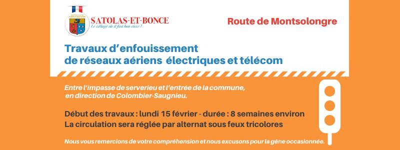 Orange Travaux Annonce Service Public site web